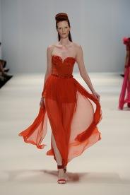 AC look 15 shadowplay bustier gown