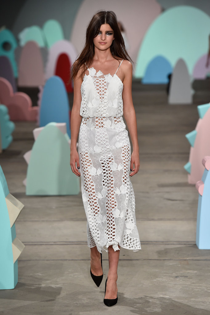 Alice McCall SS15 Photo: Getty Images